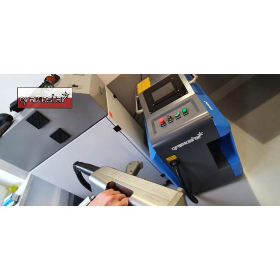 Grawostar Laser Cleaner Pro 60W JPT
