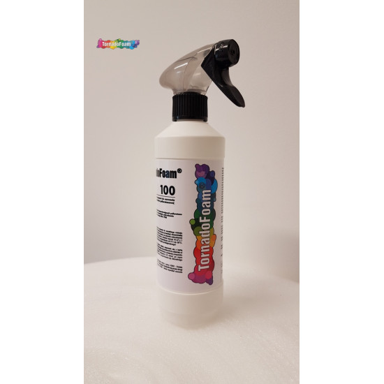 Tornado 100 cleaning system
